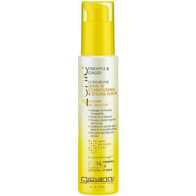 Giovanni 2chic Ultra-Revive Leave-In Conditioning and Styling Elixir 118mL