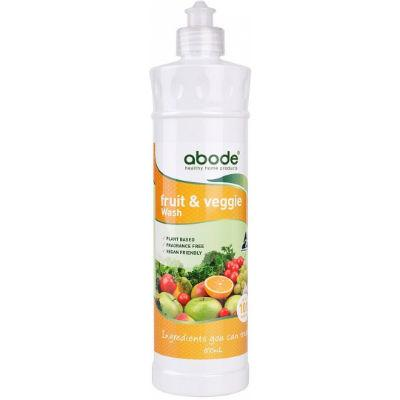 Abode Fruit & Veggie Wash 600mL | Vegetable Wash