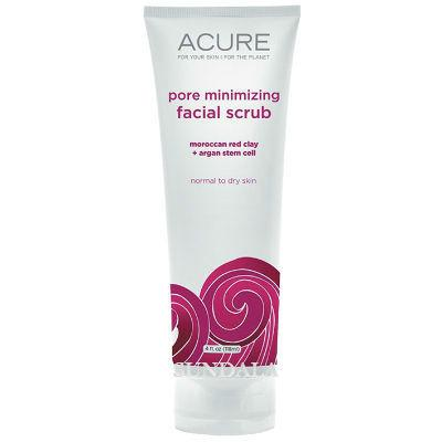 Acure Pore Minimizing Facial Scrub 118mL