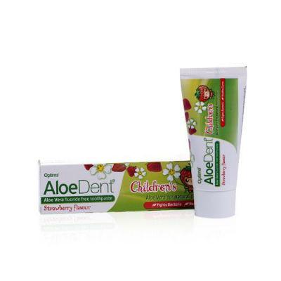 Aloe Dent Children's Toothpaste 50mL