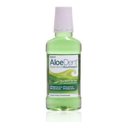Aloe Dent Mouth Wash 250mL Aloe Vera & Tea Tree