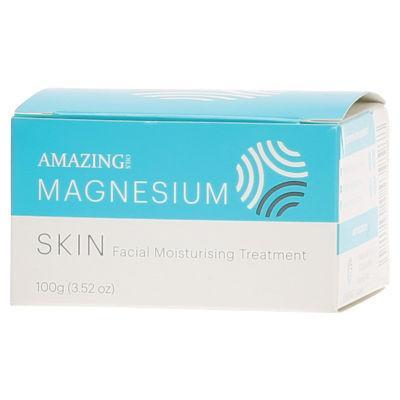 Amazing Oils Magnesium Facial Moisturising Treatment