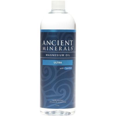 Ancient Minerals Ultra Magnesium Oil Plus MSM 1L