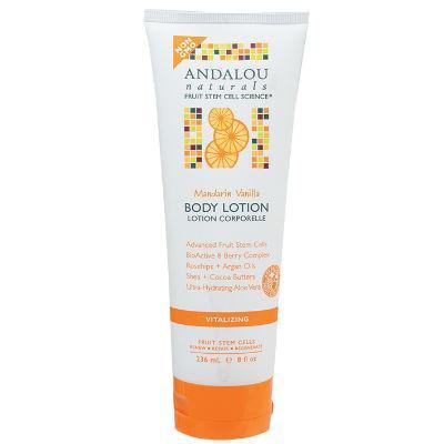 Andalou Naturals Body Lotion Mandarin Vanilla 236mL