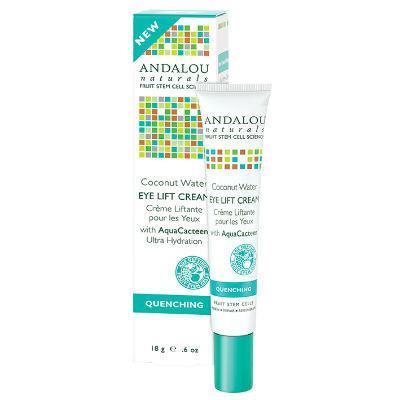 Andalou Naturals Coconut Water Eye Lift Cream 18g