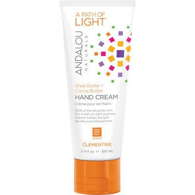 Andalou Naturals Hand Cream 100mL