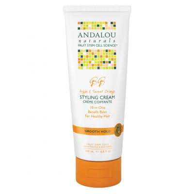 Andalou Naturals Smooth Hold Styling Cream 200mL