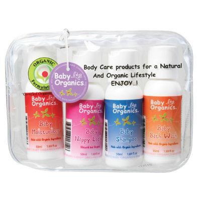 Baby Organics Baby Gift Pack