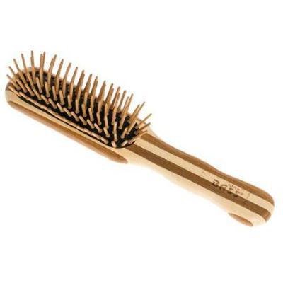 Bass Brushes Bamboo Wood Hair Brush