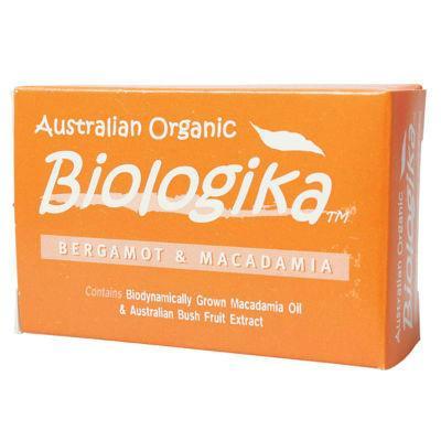 Biologika Australian Organic Soap Bar 100g