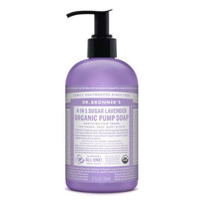 Dr Bronner's Organic Pump Soap 355mL