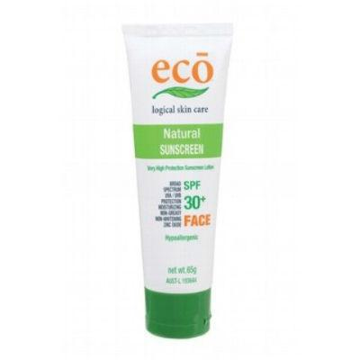 Eco Logical Skin Care Sunscreen Face SPF 30+ 65g
