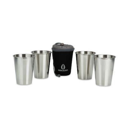 Ecococoon 4 Cup Set Urban Chic