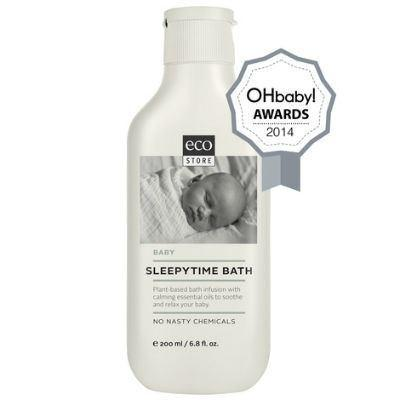 Ecostore Baby Sleepytime Bath Wash 200ml