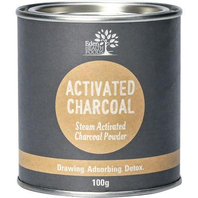 Eden Health Foods Activated Charcoal Powder