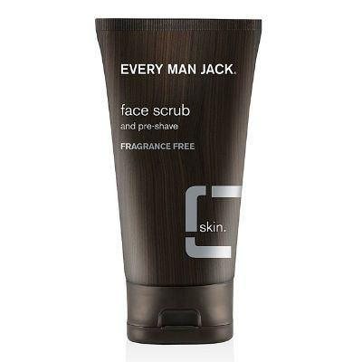 Every Man Jack Fragrance Free Face Scrub 150mL