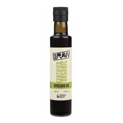 Every Bit Organic Raw Avocado Oil 250mL Certified Organic