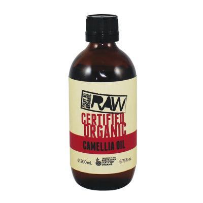 Every Bit Organic Raw Camellia Oil 200mL
