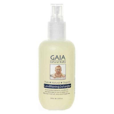 Gaia Natural Baby Conditioning Detangler 200mL