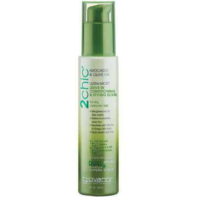 Giovanni 2chic Ultra-Moist Leave-In Conditioning & Styling Elixir 118mL