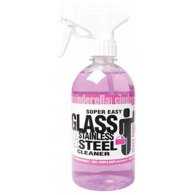 Cinderella Glass & Stainless Steel Cleaner 500mL Zesty Fruit