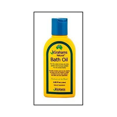 Grahams Bath Oil 120mL