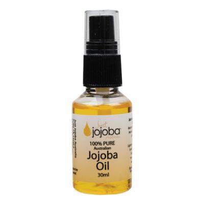 Just Jojoba Pure Australian Jojoba Oil 30mL
