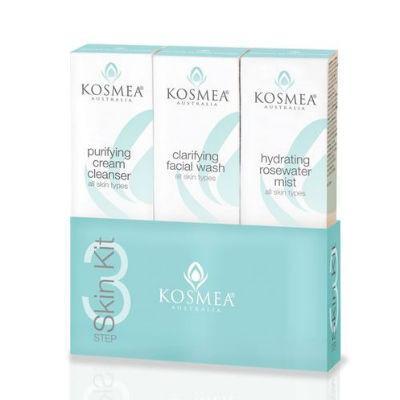 Kosmea 3 Step Skin Kit