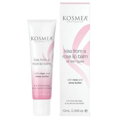 Kosmea Kiss From a Rose Lip Balm