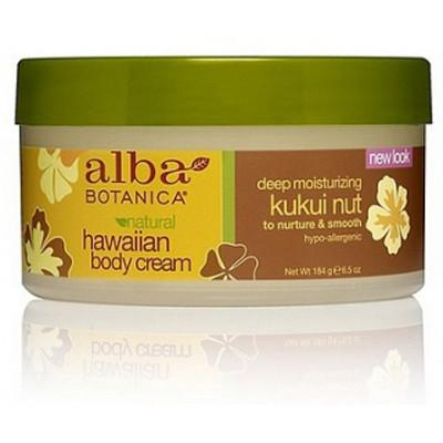 Alba Hawaiian Kukui Nut Body Cream 180g
