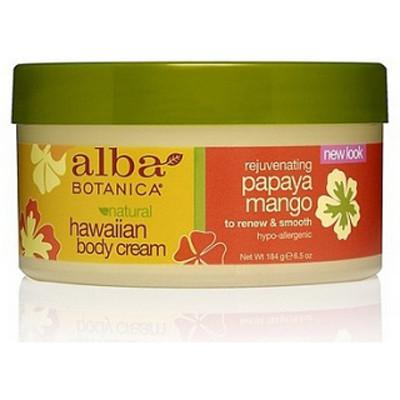 Alba Hawaiian Papaya Mango Body Cream 180g
