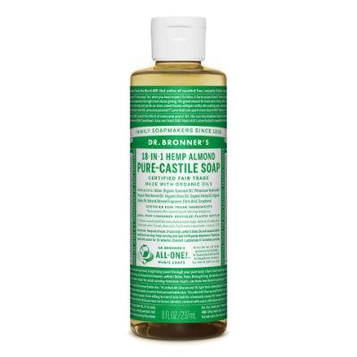 Dr Bronner's 18-in-1 Hemp Pure Castile Soap 230mL