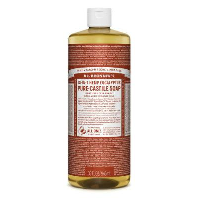 Dr Bronner's 18-in-1 Hemp Pure Castile Soap 940mL