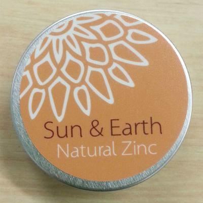 Sun & Earth Natural Zinc