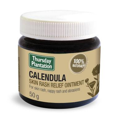 Thursday Plantation Calendula Skin Rash Relief Ointment 50g